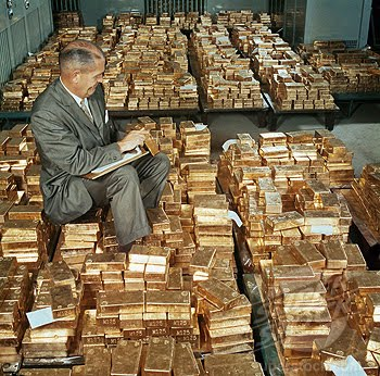 122 Tonnes Of Gold Secretly Repatriated To Netherlands