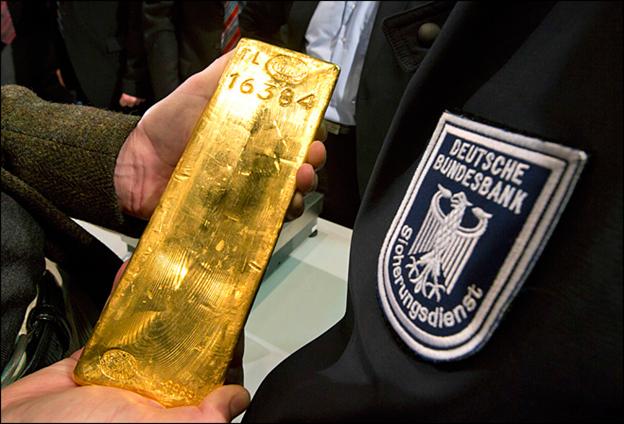Repatriaci�n de Oro Sorpresa: Banco Central Holand�s Retir� Secretamente 122 toneladas de oro de La Fed de Nueva York